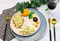 低脂健康早餐——水煎鸡胸肉的做法