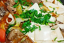羊肉锅的做法