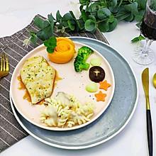 低脂健康早餐——水煎鸡胸肉