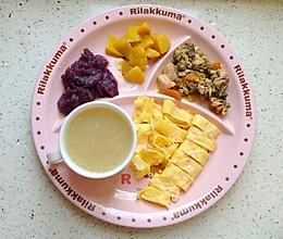 西贝妈妈辅食8m+「婴儿奶酪蛋卷」的做法