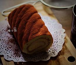 【提拉米苏蛋糕卷】的做法