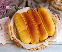 #冰箱剩余食材大改造#胡萝卜肉松面包的做法
