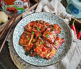 最爱家常红烧味儿——红烧豆腐的做法