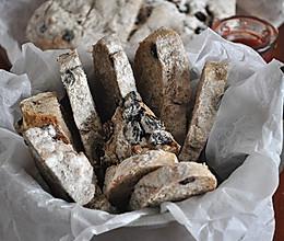 核桃葡萄干黑麦面包的做法
