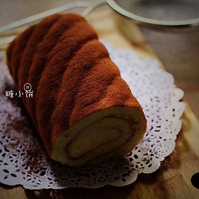 【提拉米苏蛋糕卷】