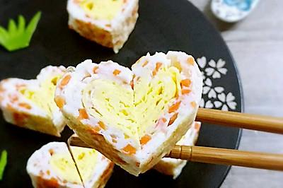 心心相印爱煎蛋