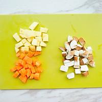 香菇鸡翅烩饭·辅食的做法图解3