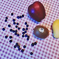 酸奶水果薄脆/炒酸奶的做法图解1