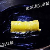 鸡蛋土司香蕉卷——宝宝辅食、营养早餐、甜蜜下午茶的做法图解6