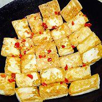吃货必须要学会的--香煎黄金豆腐的做法图解10