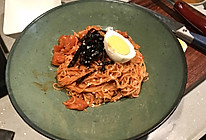 韩式泡菜冷面的做法