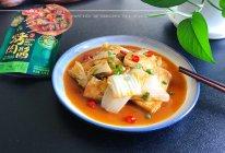 #烤究美味 灵魂就酱#白菜炖豆腐的做法