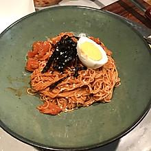 韩式泡菜冷面