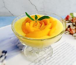 #夏日冰品不能少#芒果香蕉奶昔的做法