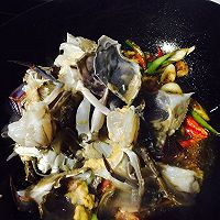 吃蟹正当时-辣炒螃蟹#我要上首页挑战家常菜#的做法图解6