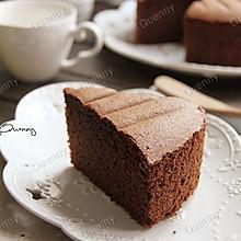 可可海绵蛋糕#长帝烘焙节华北赛区#