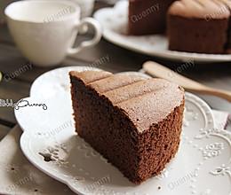可可海绵蛋糕#长帝烘焙节华北赛区#的做法