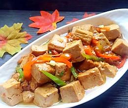 家常咕嘟豆腐的做法