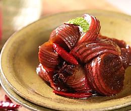 萝卜这么做敲好吃,拿肉来也不换的做法