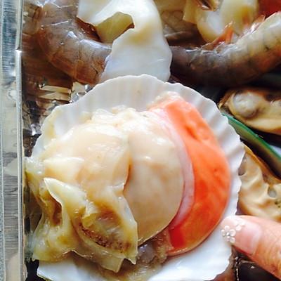 西班牙海鲜大拼盘—惊艳!的做法 步骤4