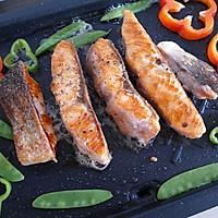 黑椒三文鱼的做法图解11