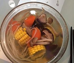 【素斋】素高汤的做法