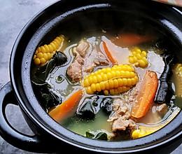 连喝三碗都不够,秋季糍补玉米排骨汤的做法
