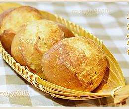 黄油小餐包的做法