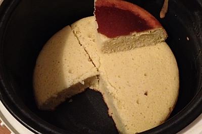 电饭锅蛋糕