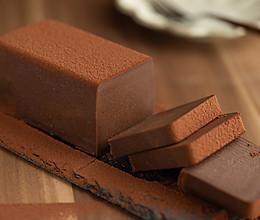 巧克力砖的做法