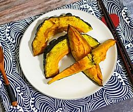 黑胡椒烤南瓜的做法