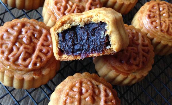 中秋伴手礼——枣泥月饼的做法