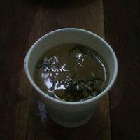 茶叶冰的做法图解2