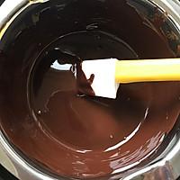 巧克力淋面蛋糕-祝自己生日快乐的做法图解27