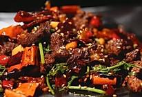 川香牛肉干的做法
