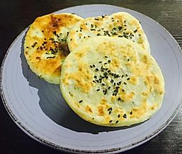 梅干菜,橄榄菜素饼的做法