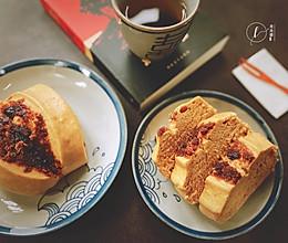 #换着花样吃早餐#【手撕红糖馒头】的做法