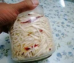 芥菜丝的做法