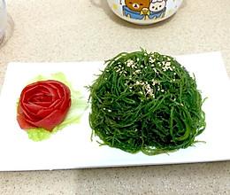 凉拌海藻#我要上首页清爽家常菜#的做法