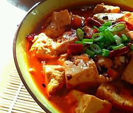 超级下饭菜-红油豆腐的做法