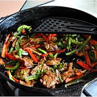 豉椒小炒肉的做法图解6