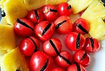 番茄乌梅&乌梅凤梨的做法