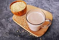 提高免疫力,浓香可口的糙米米浆#憋在家里吃什么#的做法