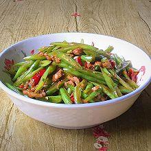 四季豆炒肉丝