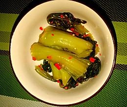 云南腌菜的做法