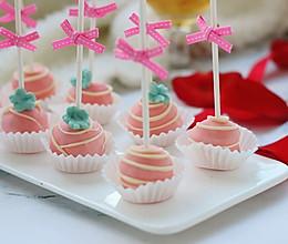 巧克力棒棒糖蛋糕#优思明恋恋冬日,我要稳稳的爱#的做法