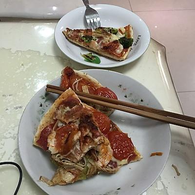 电饼铛披萨