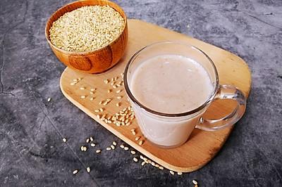 提高免疫力,濃香可口的糙米米漿