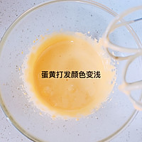 6个月+宝宝辅食蛋黄溶豆,和我一起做辅食#美食新势力#的做法图解1