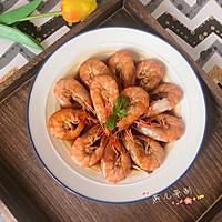 #花10分钟,做一道菜!#爆炒基围虾的做法图解8